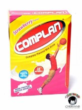 COMPLAN STRAWBERRY FLAVOUR 500G
