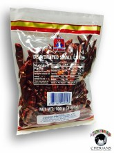 CTF DEHYDRATED SMALL CHILLI 100G