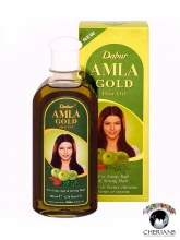 DABUR AMLA GOLD-HAIR OIL 200ML