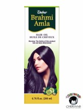 DABUR BRAHMI HAIR OIL 200ML