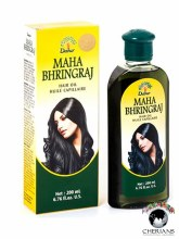 DABUR MAHA BHRINGRAJ HAIR OIL 200ML
