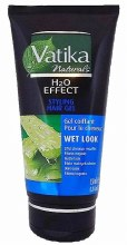 DABUR VATIKA H20 EFFECT-WET LOOK SYLING HAIR GEL 150ML
