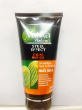 DABUR VATIKA STEEL EFFECT-STYLING HAIR GEL 150ML