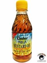 DABUR INDIAN MUSTARD OIL 250ML
