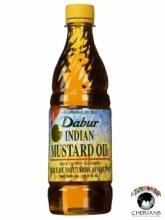 DABUR INDIAN MUSTARD OIL 500ML