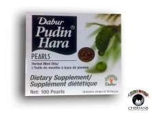 DABUR PUDIN HARA 100 PEARLS/ 10 STRIPS