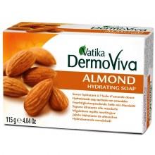 DABUR VATIKA DERMOVIVA ALMOND HYDRATING SOAP 115G