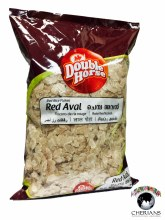 DOUBLE HORSE RED RICE FLAKES 500G
