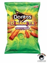 DORITOS DINAMITA CHILE LIMON 106.3G