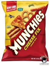 DORRITOS MUNCHIES CHEESE FIX FLAVORED 8 OZ