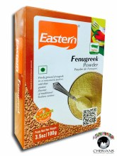 EASTERN FENUGREEK POWDER 100G