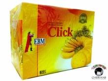 EBM CLICK - 6 HALF ROLES BISCUITS 461G