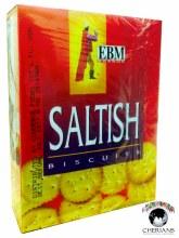 EBM SALTISH BISCUITS 112G