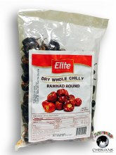 ELITE DRY WHOLE CHILLY RAMNAD ROUND 200G