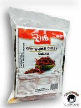 ELITE DRY WHOLE CHILLY SANAM 100G