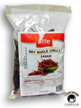 ELITE DRY WHOLE CHILLY SANAM 200G