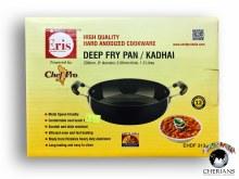 ERIS DEEP FRY PAN/ KADHAI 1.5L