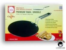 "ERIS PREMIUM TAWA/GRIDDLE 10.5"""