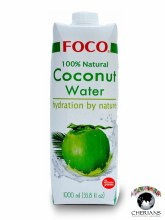 FOCO COCONUT WATER 1000ML