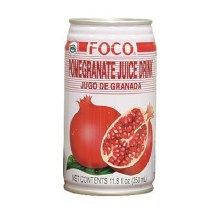 FOCO POMEGRANATE JUICE DRINK 350ML