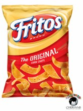 FRITOS ORIGINAL CORN CHIPS 120.4G