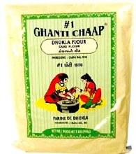 GHANTI CHAAP DHOKLA FLOUR 2LB