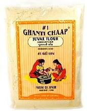 GHANTI CHAAP JUVAR FLOUR 2LB