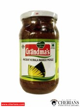 GRANDMAS ANCIENT KERALA MANGO PICKLE 400G