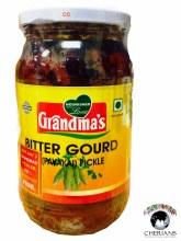 GRANDMAS BITTERGOURD PICKLE 400G