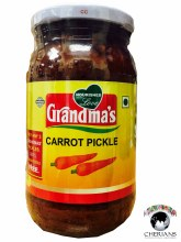 GRANDMAS CARROT PICKLE 400G