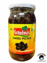 GRANDMAS DATES PICKLE 400G