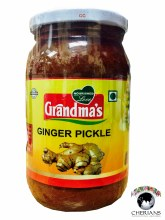 GRANDMAS GINGER PICKLE 400G