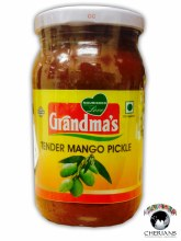 GRANDMAS TENDER MANGO PICKLE 400G