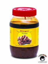 THE GRAND SWEETS & SNACKS GINGER PICKLE 450G