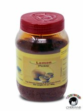 THE GRAND SWEETS & SNACKS LEMON PICKLE 450G