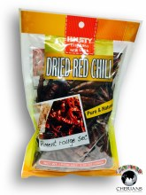HNSTY DRIED RED CHILLY 100G