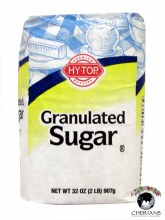 HY-TOP GRANULATED SUGAR 4LB