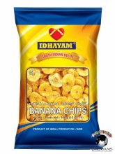 IDHAYAM BANANA CHIPS 340G