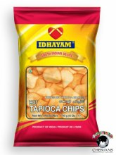 IDHAYAM HOT TAPIOCA CHIPS 170G