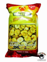 IDHAYAM PEPPER BANANA CHIPS 340G