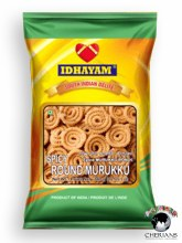 IDHAYAM SPICY ROUND MURUKKU 340G