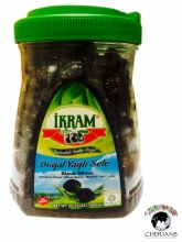 IKRAM BLACK OLIVES 1000G