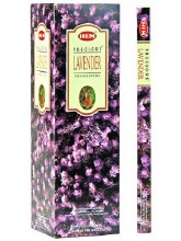 HEM LAVENDER INCENSE (6 PACKS OF 20 STICKS)