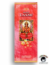 HEM MAHA LAXMI INCENSE STICKS (6 PACKS OF 20 STICKS)