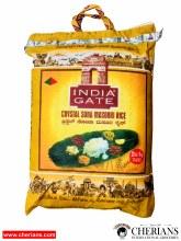 INDIA GATE CRYSTAL SONA MASOORI RICE 20LB