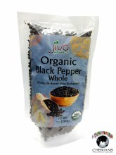 JIVA BLACK PEPPER WHOLE 7 OZ