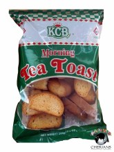 KCB MORNING TEA TOAST 200G
