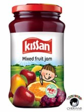 KISSAN JAM- MIXED FRUIT 500G