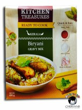 KITCHEN TREASURES BIRYANI GRAVY MIX 400G