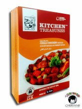 KITCHEN TREASURES CHILLI CHICKEN MASALA 100G